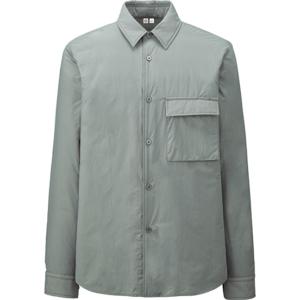 ライトダウンシャツジャケット